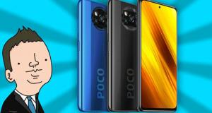 10 smartphones Poco X3 offerts