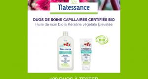 100 Routine Fortifiante au Ricin bio et Kératine végétale à tester