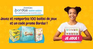 100 boîtes de jeux Asmodee offertes