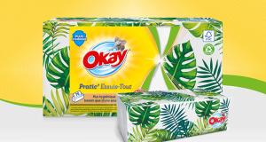 1500 produits Okay Pratic' Essuie-tout à tester