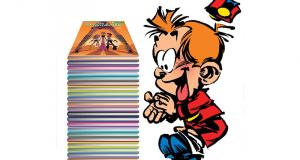 20 bandes dessinées au choix offerts