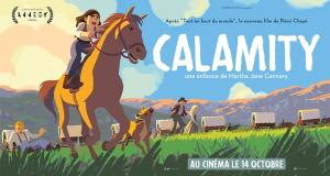 400 places de cinéma Calamity offertes