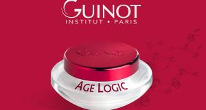 5 crèmes Riche Age Logic de Guinot offertes