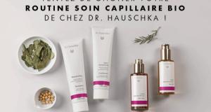 62 routines de soins capillaire Dr. Hauschka offertes
