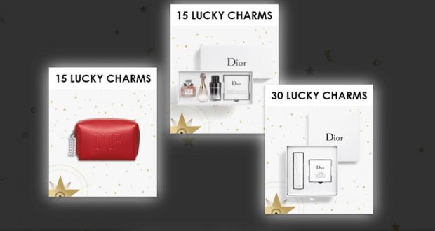 Cadeaux Dior Gratuits