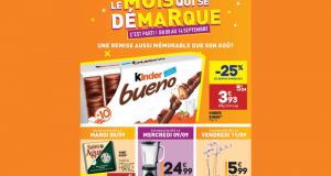 Catalogue Aldi du 08 septembre au 14 septembre 2020