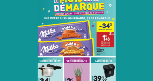 Catalogue Aldi du 29 septembre au 05 octobre 2020