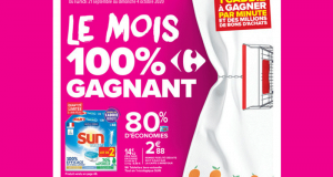 Catalogue Carrefour Market du 21 septembre au 4 octobre 2020