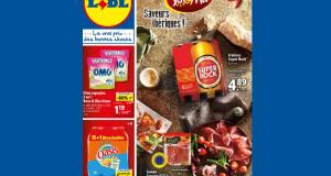 Catalogue Lidl du 23 septembre au 29 septembre 2020