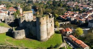 Entrée Gratuite au Château de Clisson