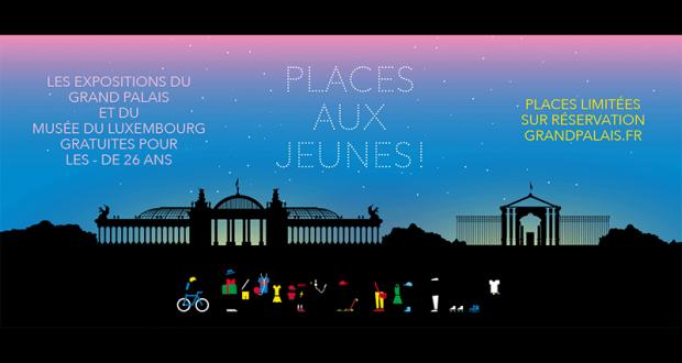 Entrée Gratuite au Musée du Luxembourg-Sénat & au Grand Palais