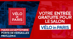 Invitation Gratuite pour le salon Vélo in Paris à paris