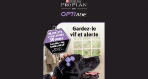 Purina Pro Plan Croquettes OPTIAGE 100% Remboursé