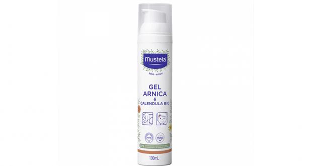 Testez le Gel Arnica et Calendula Bio Mustela