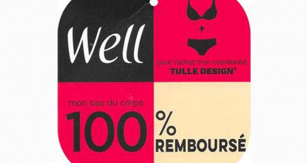 Un Ensemble Tulle Design Well Acheté = Le Bas 100% Remboursé