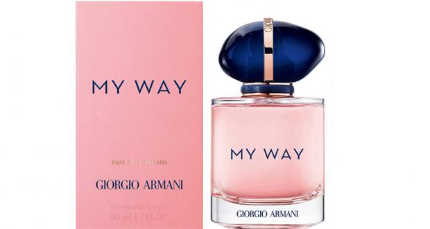 Échantillons gratuits de parfum My Way Giorgio Armani