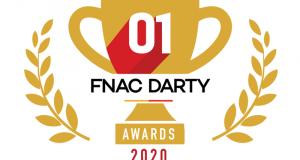 10 cartes cadeaux Fnac-Darty de 100 euros offertes