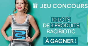 10 gammes complètes Bacibiotic offertes