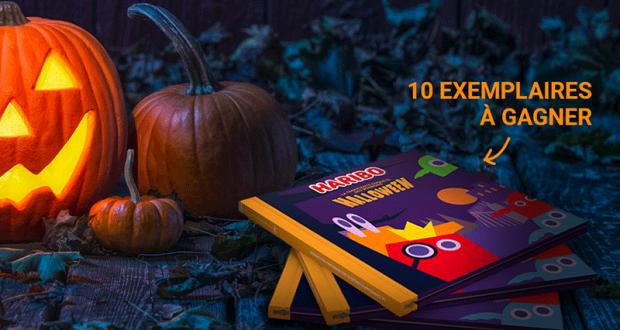 10 livres Halloween Haribo offerts
