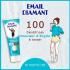 100 Dentifrices Douceur d'Argile Email Diamant à tester