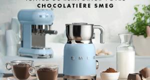 12 chocolatières SMEG offertes
