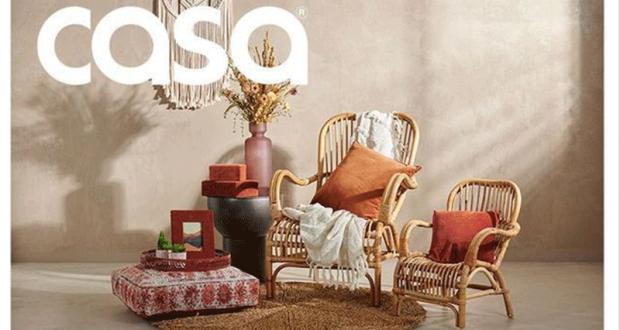 15 bons d'achat Casa de 100 euros offerts