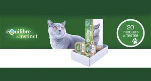 20 Pack Bi-Nutrition Croquettes & Terrines pour chats à tester