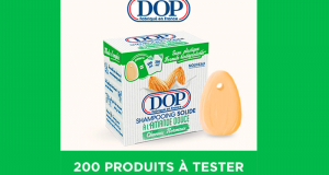200 Shampooing Solide à l'Amande douce de DOP à tester