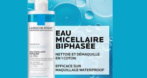 30 Eau micellaire Biphasée La Roche-Posay à tester
