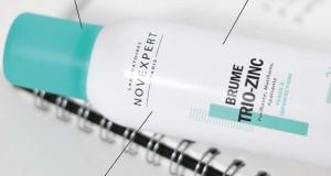 30 soins anti-âge Brume trio-zinc Novexpert à tester