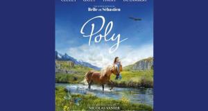 40 lots de 2 places de cinéma pour le film Poly offerts