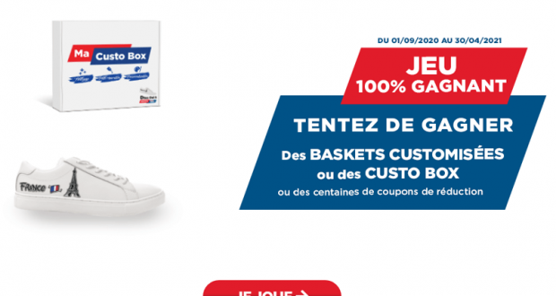50 baskets neuves de la marque Stan Smith offerts