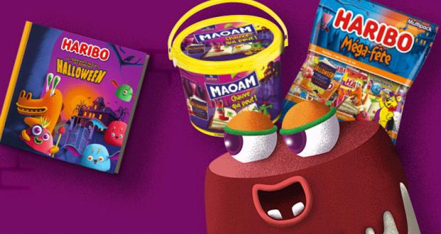 500 lots de bonbons Haribo offerts