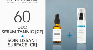 60 duo tannic [cf] serum surface [cr] d'alphascience à tester