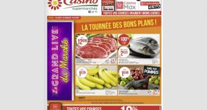 Catalogue Casino du 05 octobre au 18 octobre 2020