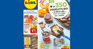 Catalogue Lidl du 14 octobre au 20 octobre 2020