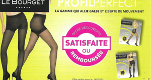 Collant Profil Perfect Le Bourget 100% remboursé