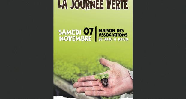 Distribution gratuite d'arbres à l'occasion de la Journée Verte