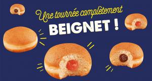 Distribution gratuite de Beignet et Pancake Pasquier