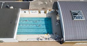Entrée à la piscine gratuite pour les habitants de Garches