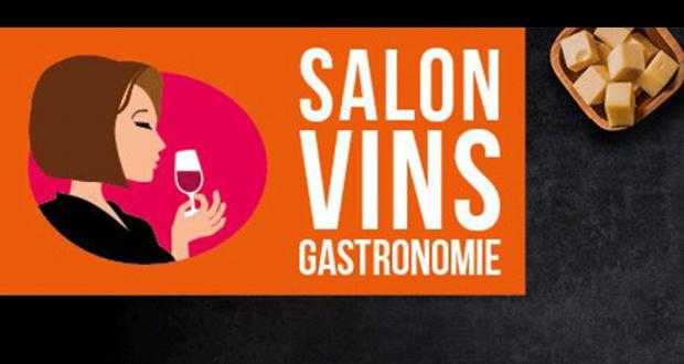 Invitations offertes pour le Salon Vins et Gastronomie 2020