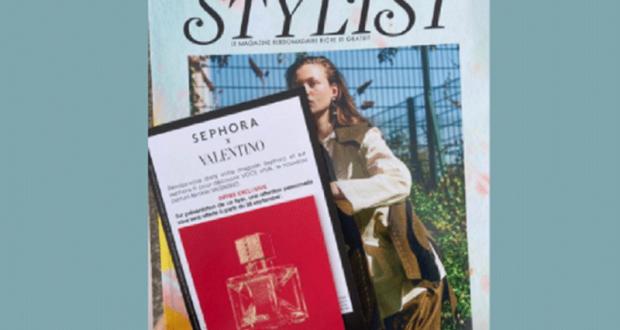 Un cadeau Valentino offert chez Sephora sur présentation du flyer