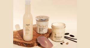Un lot de 4 produits de soins Blancrème offert
