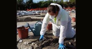 Visite gratuite avec des archéologues du chantier de fouille du Stade de La Motte