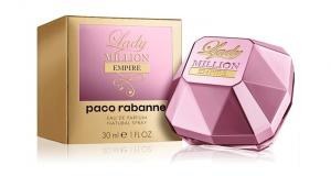 Échantillons Gratuits du parfum Lady Million Empire Paco Rabanne