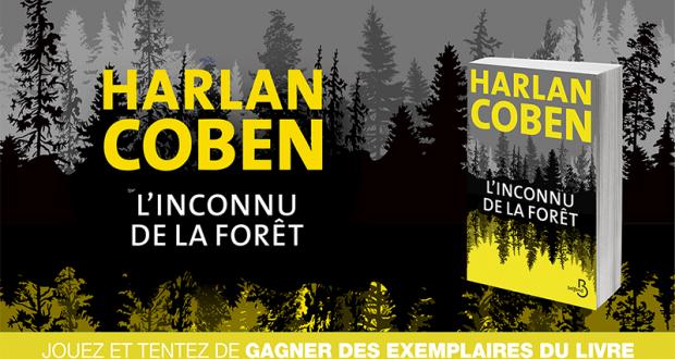 10 romans L'inconnu de la foret de Harlan Coben offerts