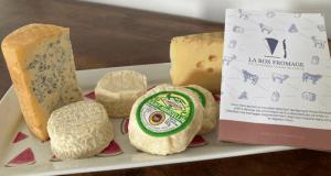 1000 box de fromage offertes
