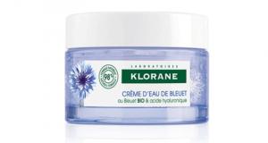 30 Crème d'Eau de Bleuet Klorane à tester