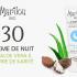 30 crèmes de nuit classic marilou bio à tester