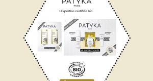 4 coffrets de soins Patyka offerts